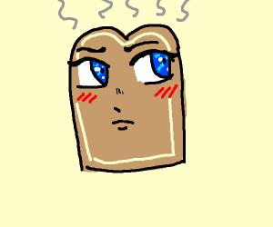 Anime toast