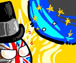 Britain vs. EU