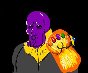 Aesthetically Pleasing Thanos