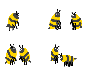 Image result for loss meme bees
