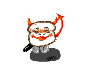 Toast devil