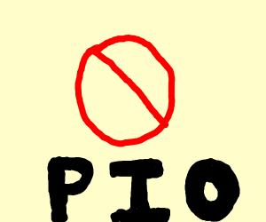 No PIO