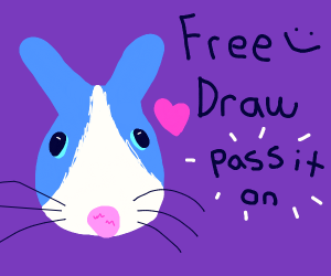 Free draw (Pass it on)