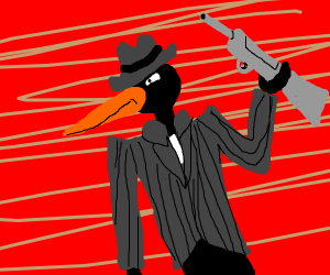 Mafia crow