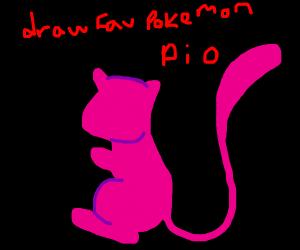 Draw Your Favorite Legendary Pokemon