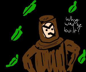 wood man (SiivaGunner)