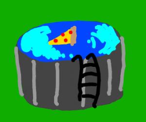 Pizza pool