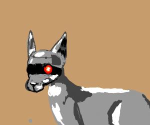 robotic dog