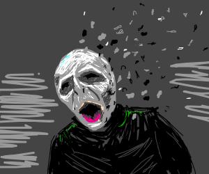 Voldemort: Harry, I dont feel so good!