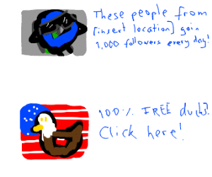 Clickbait Ad