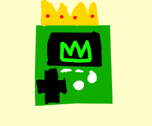 King Gameboy