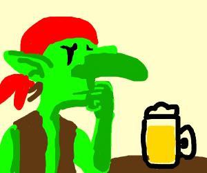 Goblin needs a break