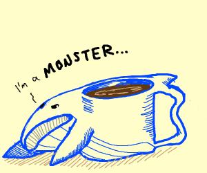 Whale... Mug... thing.