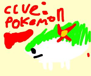 Shaymin (Pokemon)