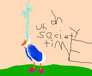 Sans Goose