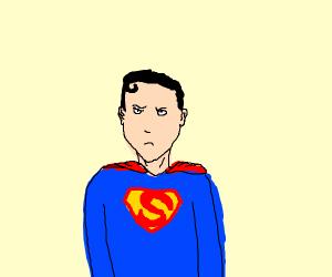 angryy superman