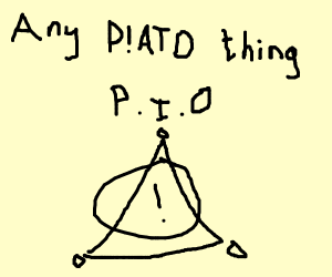 Any P!ATD thing, P.l.O