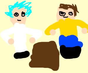 Rick And Morty Sofa Dimension