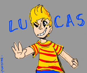 Lucas (Mother/Earthbound series)