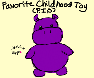 Your Favourite Childhood Toy [P.I.O.]