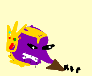 Thanos the anteater/turtle