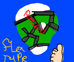 Pangea is possible with Flex Tape