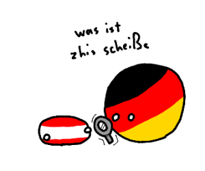 germany ball finds scheibe