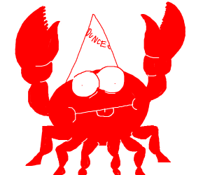 Dunce crab
