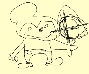 MiCkEy MoUsE fOr SmAsH?!?!?1?!