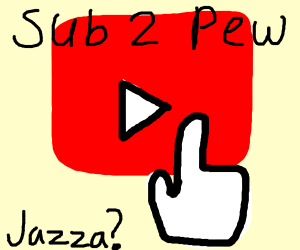 Sub to Pewds, (Insert Lenny Face)