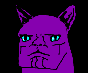 Grumpy Cat Thanos