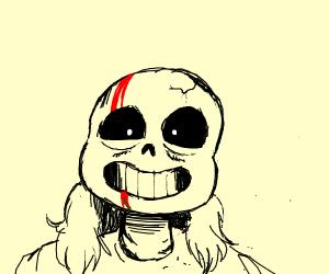 Bloody Sans Face