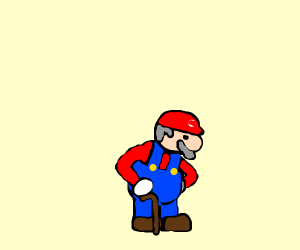 Mario is 7th grand dad