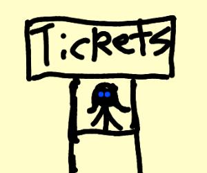 Ticket Photo