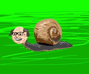 Danny Devito Snail