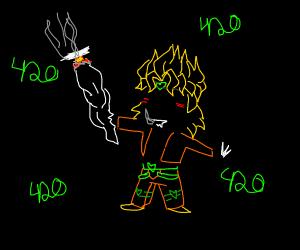 Dio-sama is high
