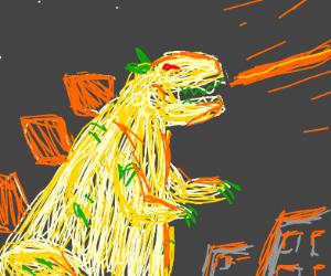 Godzilla ramen