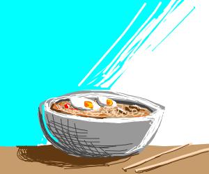 Bowl of Ramen (beautiful!)