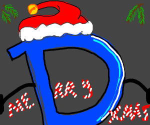 Drawception wishes you a merry christmas