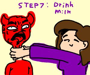 step 6 murder the devil