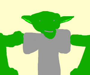 Yoda being on a castrating spree