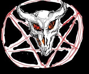 Demon cow