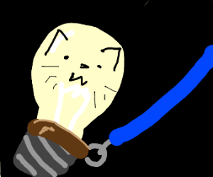 Pet Lightbulb