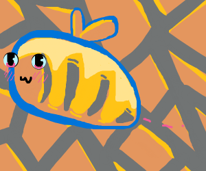 bee as a pokemon character