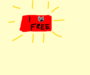 a 1 FREE PET ticket