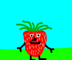 Strawberry Man