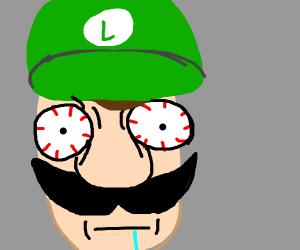 Luigi has seen some sh!t