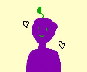 Purple Plant Man