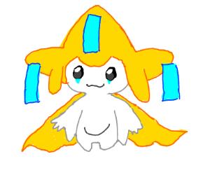 Jirachi Pokémon