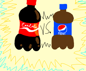 Coke vs. Pepsi!
